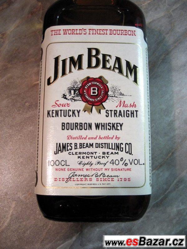 Jim Beam - 60letý