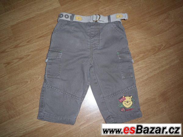 Kalhoty s opaskem