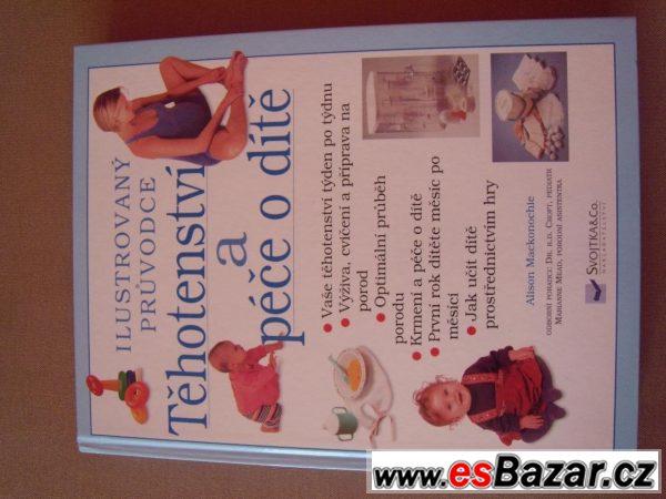 Kniha o těhotenství a péči o dítě