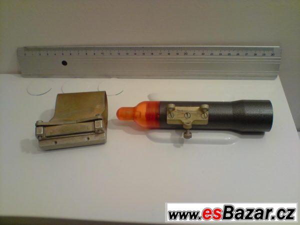 Kolimátorový zaměřovač pro pušky