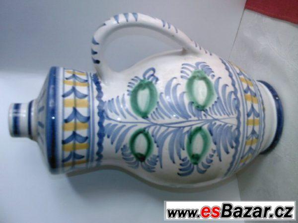 Keramika,váhy, hmoždíř, st.žehlička