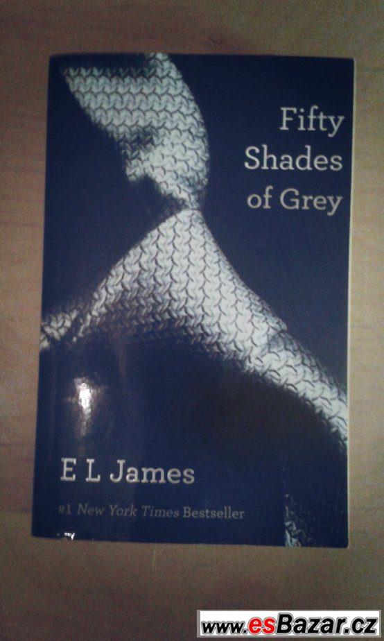 Kniha Fifty Shades of Grey
