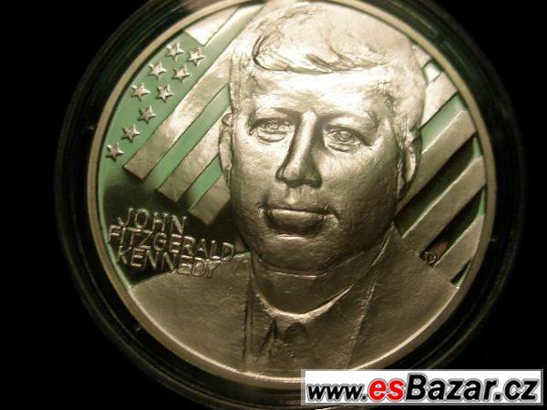 JFK medaile