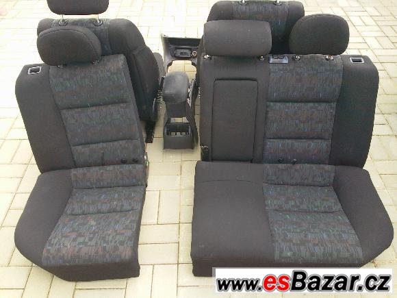 Komplet sedačky + loketka