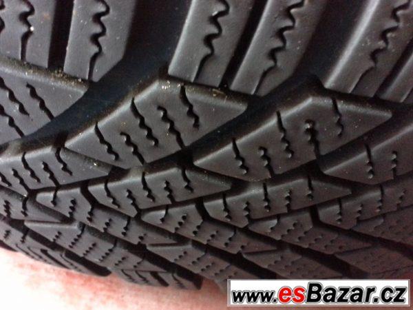 Kompletní plech.disky s pneu
