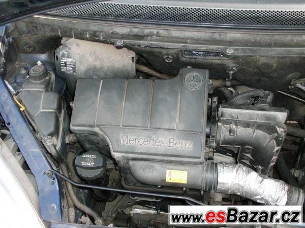 Mercedes A160  náhradní díly