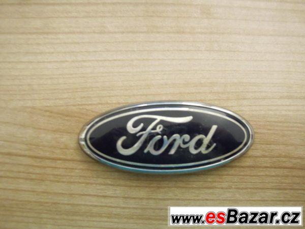 Originál zadní znak Ford Fiesta