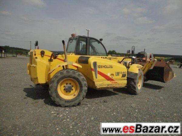 New Holland N 1340 A, r.v. 2005, barva neuvedeno,
