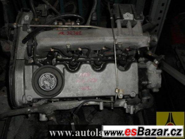 MOTOR ALFA ROMEO 1,9JTD 77kW