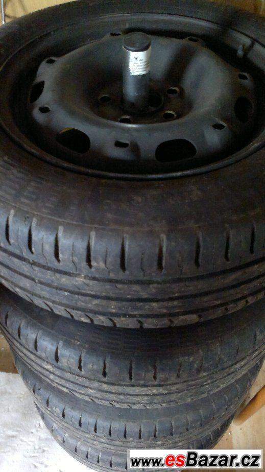 Letní pneu Fabia l