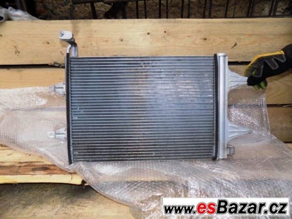 kondenzátor klima Škoda Fabia