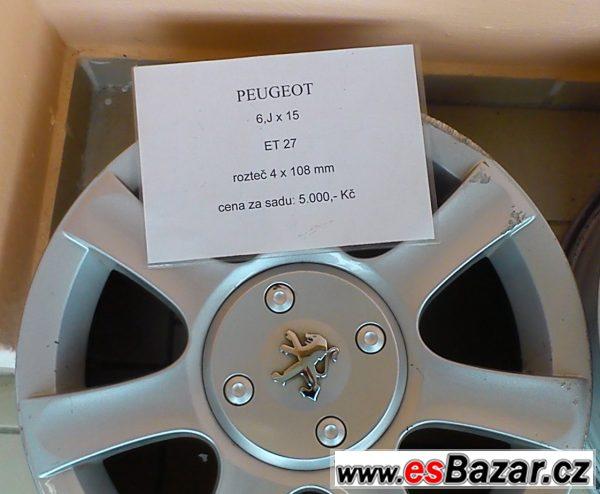 Peugeot 15