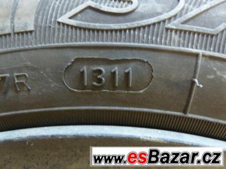 Letní pneu Sava Perfecta 165/70 R14