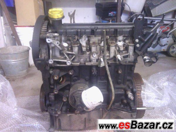 MOTOR Renault Megane II