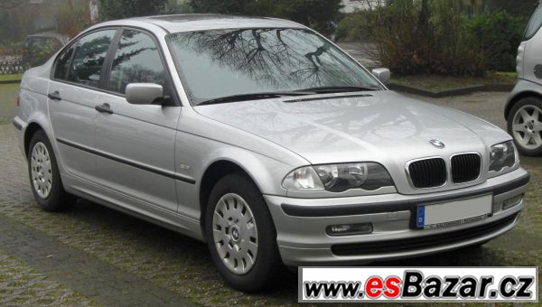 Motor BMW 320d E46 100kW (98-02)