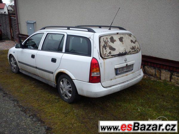 Opel Astra 2,0 dti