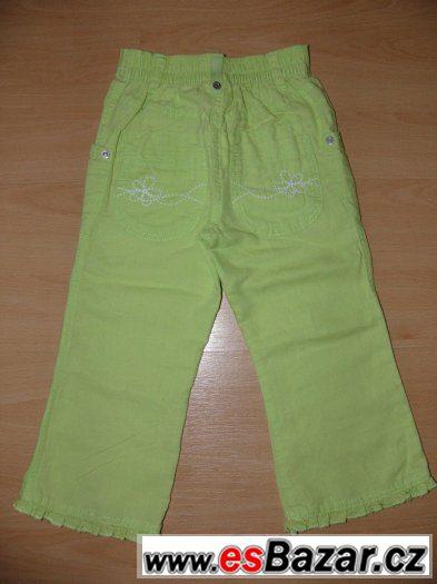 Kalhoty Next,vel.2-3 roky