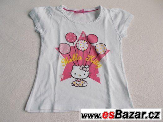 Letní tričko zn. Sanrio - Hello Kitty