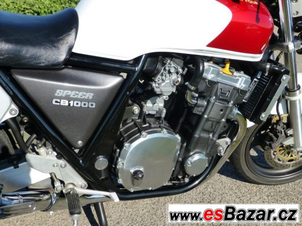 Honda CB 1000 Super Four, nakedbike