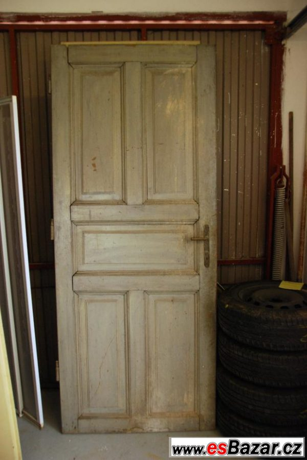 Historické dveře