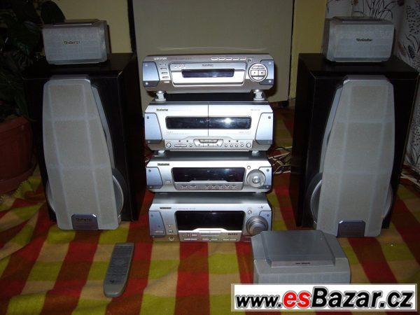 Hi-fi systém Technics SA E 770