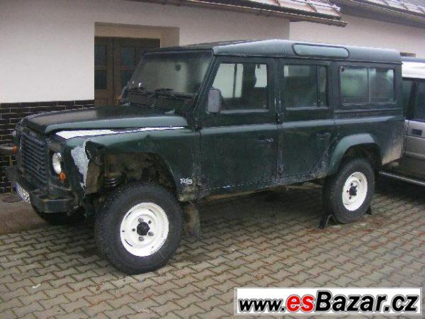 Land Rover Defender Prodej náhradních dílů, www