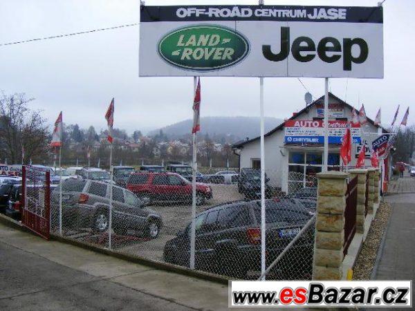 Jeep Wrangler Prodej náhradních dílů, www