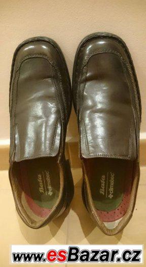 Pánské společenské boty zn.Baťa, vel.46