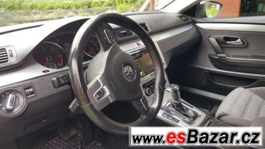 Volkswagen Passat CC, 2.0 TDI, 103KW, r.v. 2009
