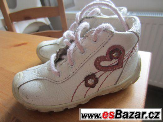 celoroční boty DPK vel.23