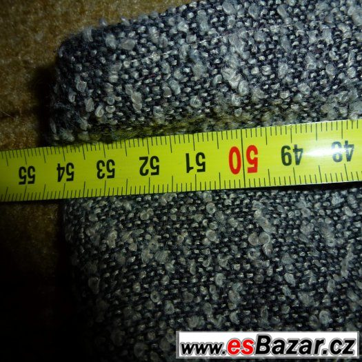 Šaty /tunika šedivé