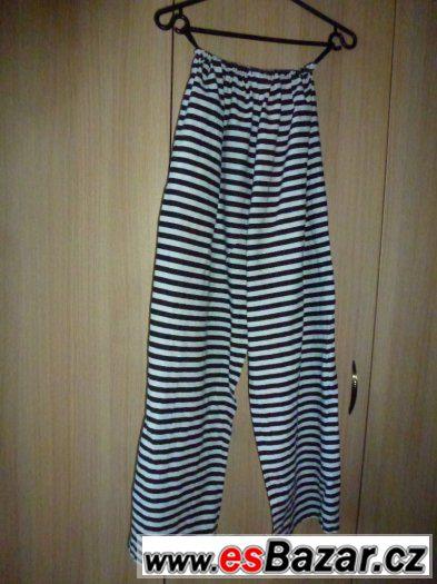 Kostým košile a kalhoty – vězně