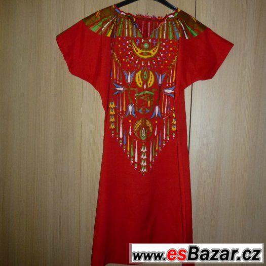 Kostým /šaty/ tunika – indiánka