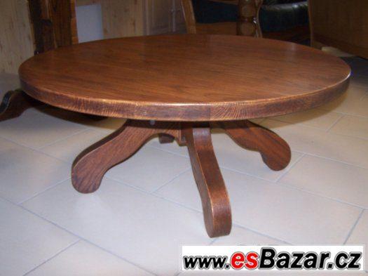 Rustikální konferenční stůl