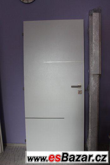 Interiérové dveře levé 80cm