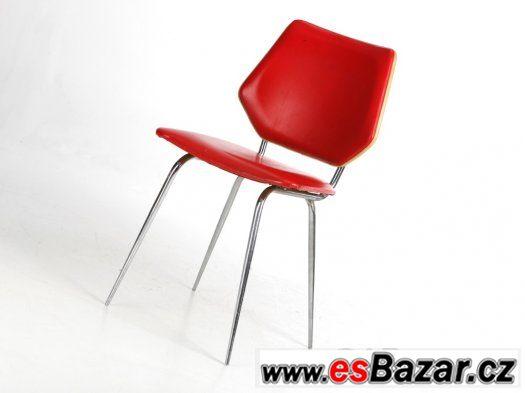 Designová retro židle