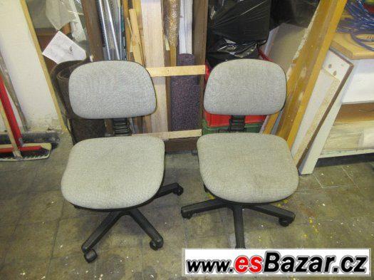 Kolečkové židle