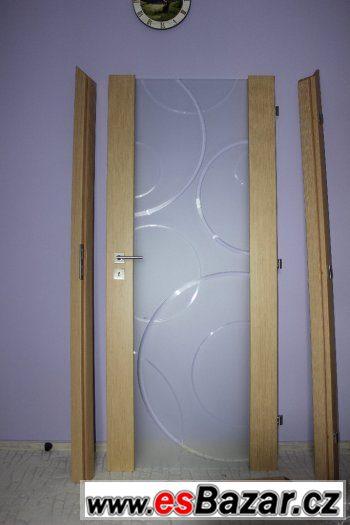 Interiérové dveře pravé 80cm