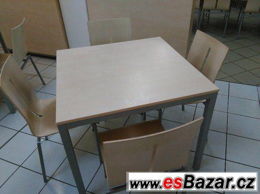 Jídelní stoly 90 x 90cm