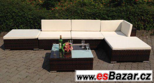 Ratanový zahradní nábytekXXL ,sedací souprava,set
