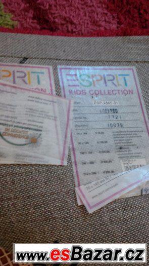 Koberec plny barev, Esprit Funny stripes 160x200 cm