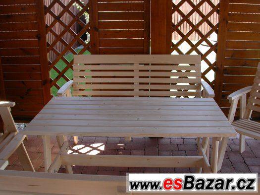 Zahradní set, zahradní sezení