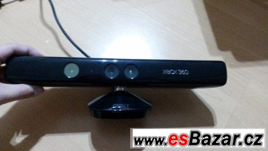 XBOX 360, 500 GB + kinect + hry