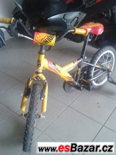 Dětské kolo