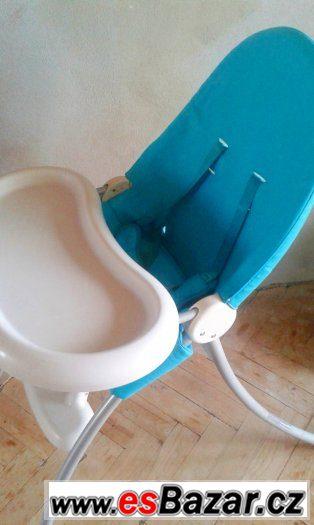 Jídelní židlička Bloom Nano