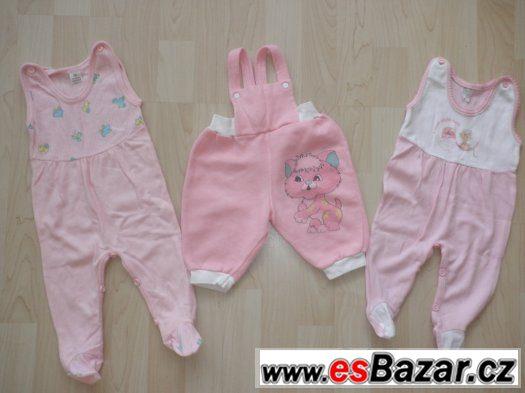 Krásná výbava 20 ks pro holčičku od narození do cca 4 m