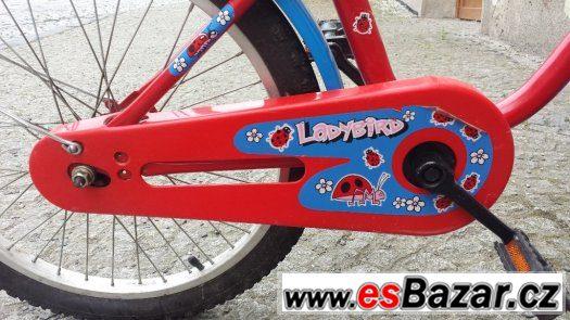 Dětské kolo Velamos Beruška