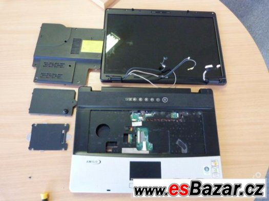 Fujitsu Siemens Amilo Pa 2548