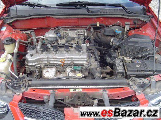 Nissan Almera 1.5,sleva možná - dohoda i na splátky