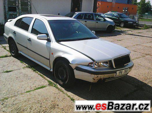 Škoda Octavia 1,6  55kw doklady
